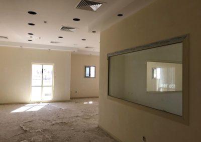مشروع مبنى مركز خدمات البلديه حي الفهد