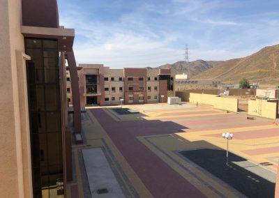 مشروع : إسكان المدربات بالكليه التقنيه بمنطقه نجران
