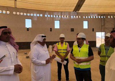 مشروع مباني ومرافق البلديه مرحلة أولى ( استكمال المركز الحضاري )